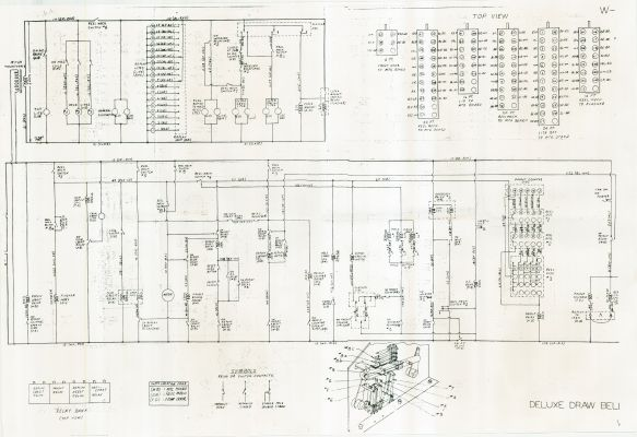 bally slot machine wiring diagram