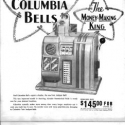 Columbia Slot Machine by Groetchen