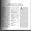 Jennings Little Duke Information pack