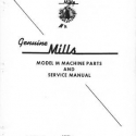 Mills Manual for the