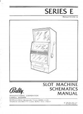 Bally Slot Machine Settings