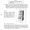 Bally 5000 Series Reel Slot Operators Manual
