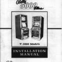 Bally V-5000 Plus Installation Manual FO-5502