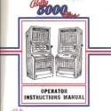 Bally 5000 PLUS Operators Instructions Manual FO-5010