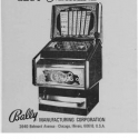 Bally Classic Slot Machine Manual