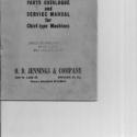 Jennings Hand Book