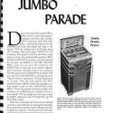 Mills Jumbo Parade Manual