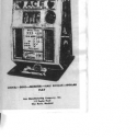 Pace Ace Manual for the Bell and Console slot machines