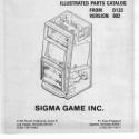 Sigma Draw Poker & Joker's Wild Parts Catalog