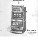 Sigma I-M Cabinet Slot Operators Manual