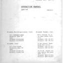 Sigma Poker HR-BU (Bartop) B-58 model U2111 Operation Manual